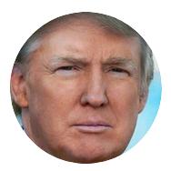 米国大統領ドナルド・トランプ氏Twitterプロフィール画像